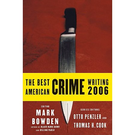 The Best American Crime Writing 2006 - eBook