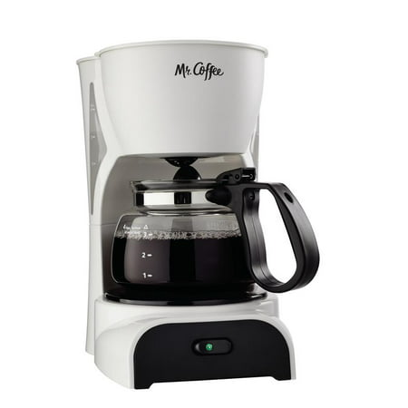 Mr Maker Halloween (Mr. Coffee Pause 'N Serve 4 Cup White Coffee Maker, 1)