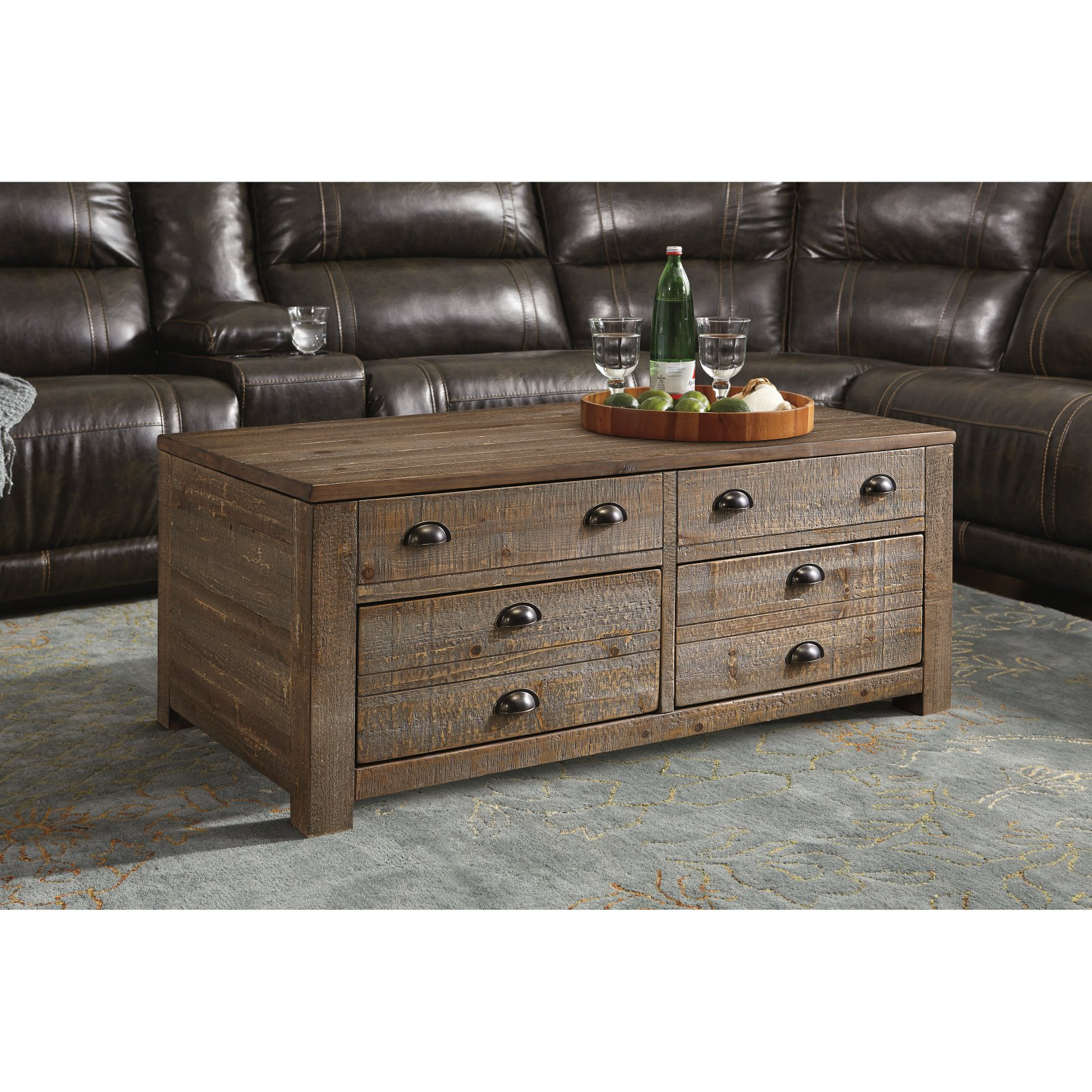 Exceptional Signature Design By Ashley Keeblen Rectangular Lift Top Table