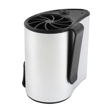 Hot Sell Mini Mobile Air Conditioning Cooler USB Waist Fan Cooling Clipped On Waist Mobile Air Conditioning Cooler Red Air Conditioning