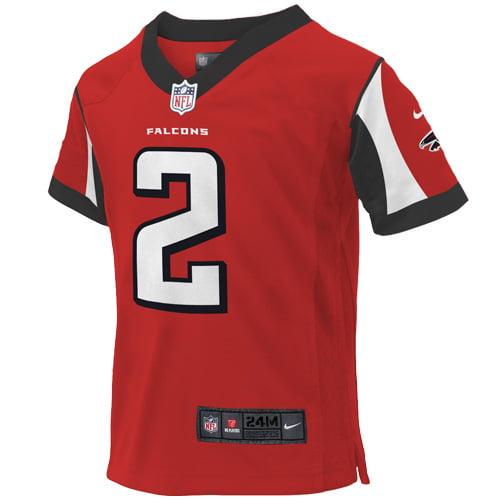 new concept b65c1 77161 Matt Ryan Atlanta Falcons Nike Infant Team Color Game Jersey - Red