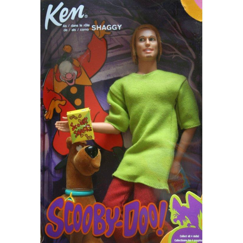 Barbie Ken as Shaggy in Scooby-Doo by Mattel by
