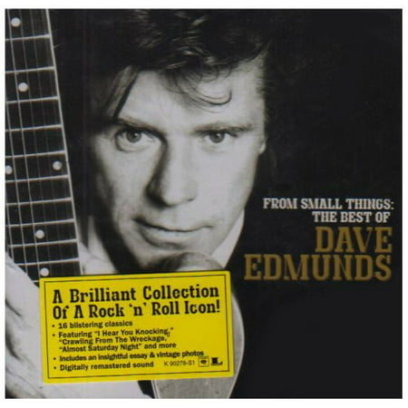 Image of From Small Things: The Best Of Dave Edmunds (Remaster)