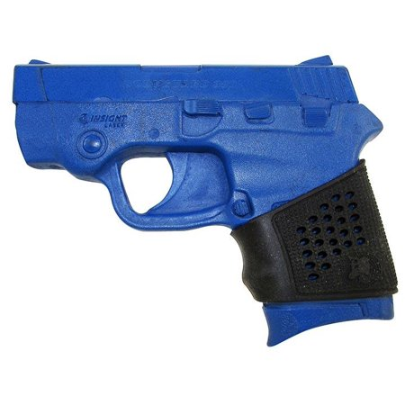 Pachmayr 05173 Gloves Grip, S&W BodyGuard, Black (Pachmayr Tactical Grip Gloves For S&w Shield)