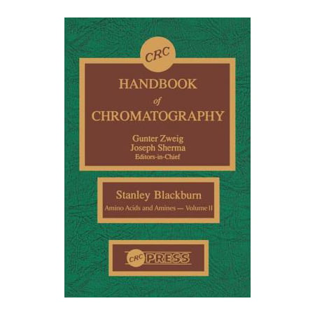 - CRC Handbook of Chromatography : Amino Acids and Amines, Volume II
