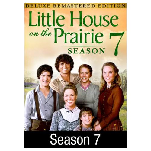 Little House on the Prairie: Season 7 Deluxe Remastered Edition (1980)