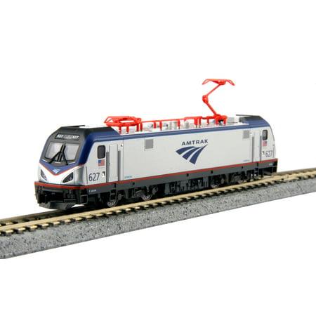 Kato 137-3002-DCC N Scale Siemens ACS-64 Amtrak #627 w/DCC (N Scale Amtrak)