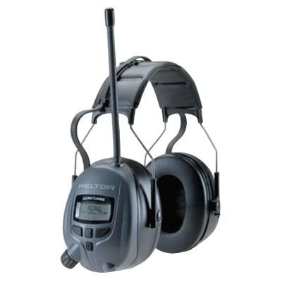 3M WORKTUNES DIGITAL HEARING PROTECTOR NRR 26