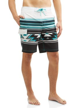 49b4cd87da5 Product Image Men's Rising Sun Aztec 9-Inch Eboard Swim Short, up to size  5XL