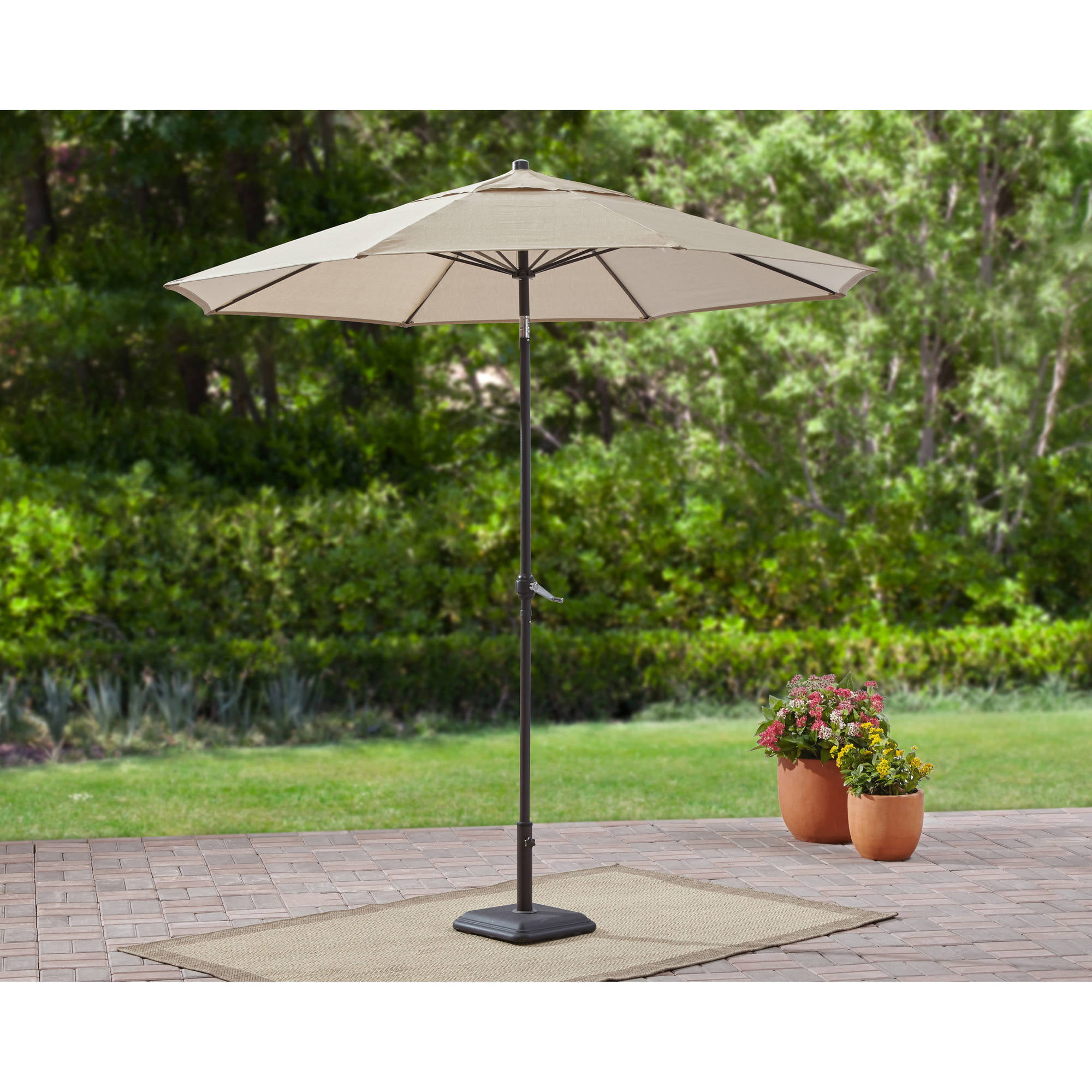 Patio Umbrellas & Bases Walmart