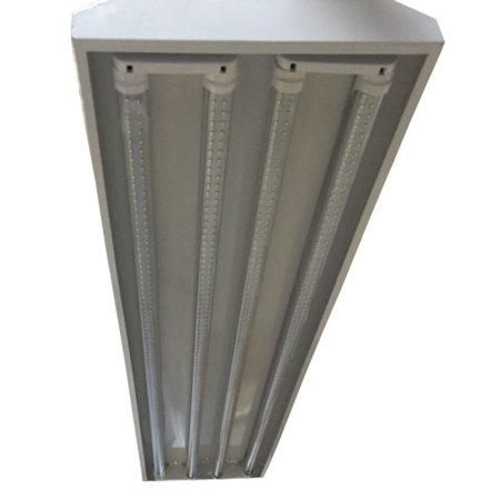 CARSON TECH. CT-D02072RBN 4ft 72W 6528L 5000K  T8 Hi-Bay LED light fixture