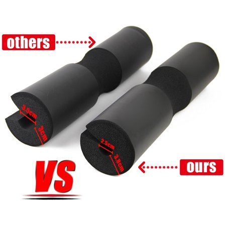 Barbell Squat Pad Neck Shoulder Back Protector Light Weight Lifting Cushion Barbell Support Tool - image 7 de 7
