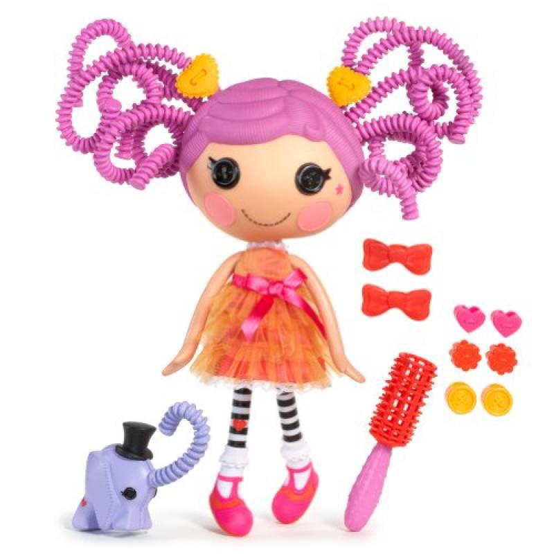 MGA Entertainment Lalaloopsy Silly Hair Doll, Peanut