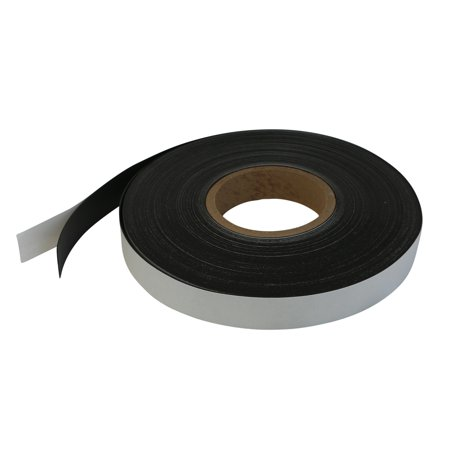 FindTape MGRS Receptive Steel Tape: 1 in. x 100 ft. (Black) *outdoor-grade
