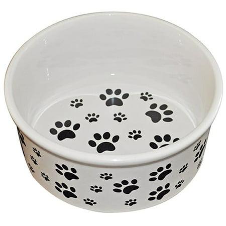 KitchenWorthy Ceramic Pet Bowl - Walmart.com - photo#11