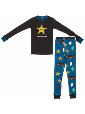 I Need Arrest Cotton Pajamas for Toddlers and Boys