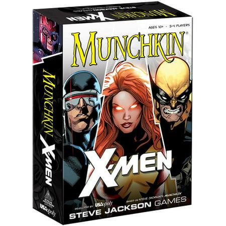 Munchkin: X-Men Edition (Munchkin Land)