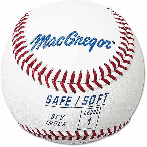 MacGregor Safe/Soft Baseball, Level 1