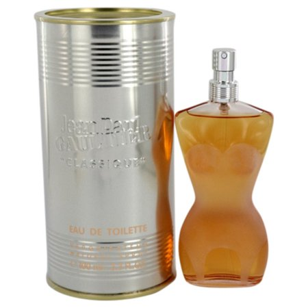Jean Paul Gaultier JEAN PAUL GAULTIER Eau De Toilette Spray for Women 3.4 (Jean Paul Gaultier Classique Eau De Parfum Spray)