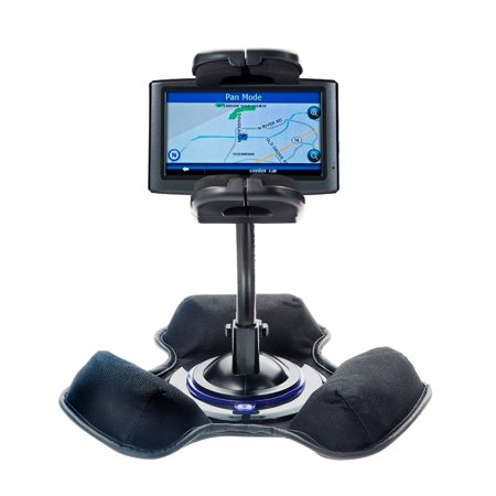 Car   Truck Vehicle Holder Mounting System For Insignia Ns Nav01 Gps Includes Unique Flexible Windshield Suction And Universal Dashboard Mount Options