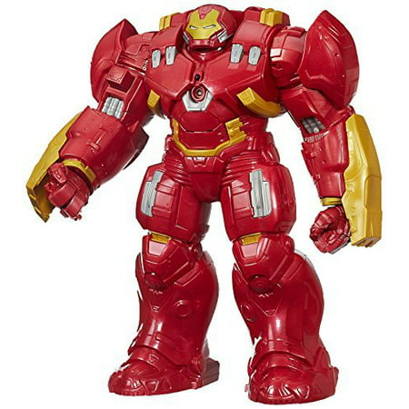 Marvel Avengers Titan Hero Tech Interactive Hulk Buster 12 Inch Figure(Discontinued by