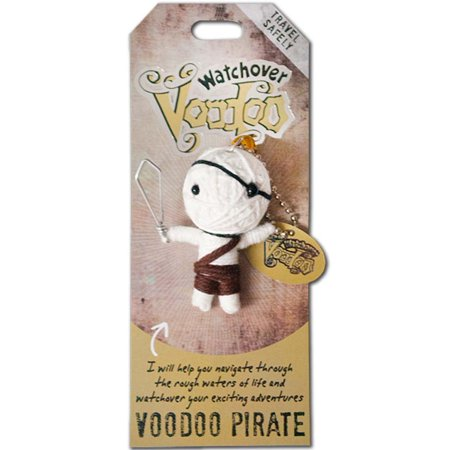 Watchover Voodoo Doll - Voodoo Pirate](Voodoo Doll Halloween Makeup)