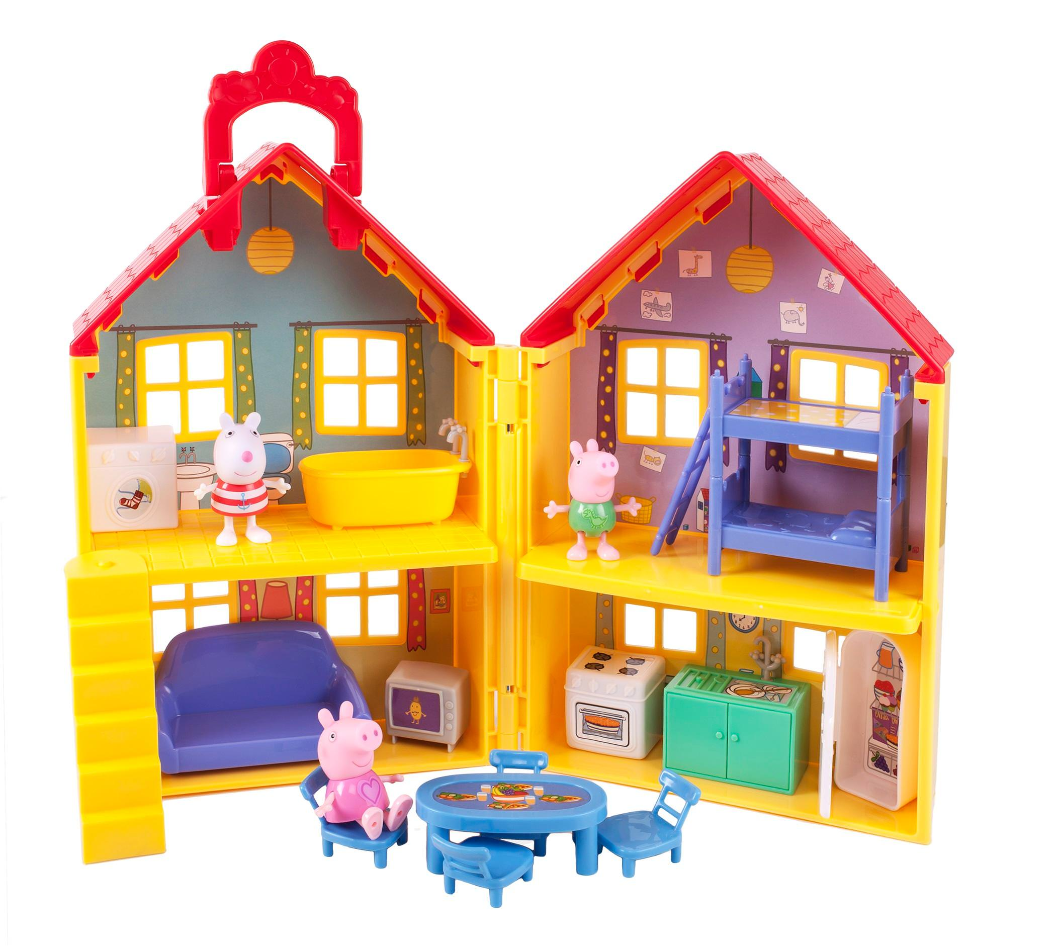 Peppa Pig's Deluxe House by Peppa Pig