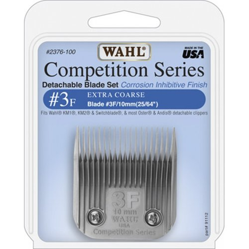 Wahl Competition Series 3 Finish Blade 25/64in Cut