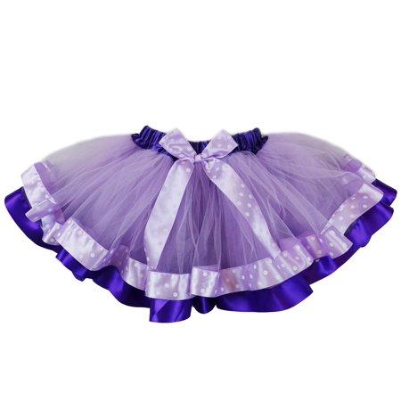Wenchoice Lavender Sofia The First Tutu SkirtGirls Xl(7Y-8Y) - Lavender Tutu