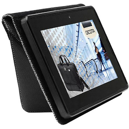 Dicota America Sleeve Stand for BlackBerry PlayBook, Black