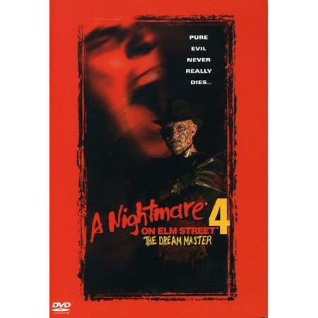 A Nightmare On Elm Street 4: The Dream Master (DVD) - Halloween On Netflix 2017