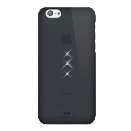 new arrival 5d6c9 a34a4 5 Pack -White Diamonds Trinity SWAROVSKI Crystal Case for iPhone 6/6s -  Black