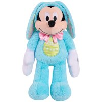 Disney Easter Bunny Large Plush Mickey Mouse