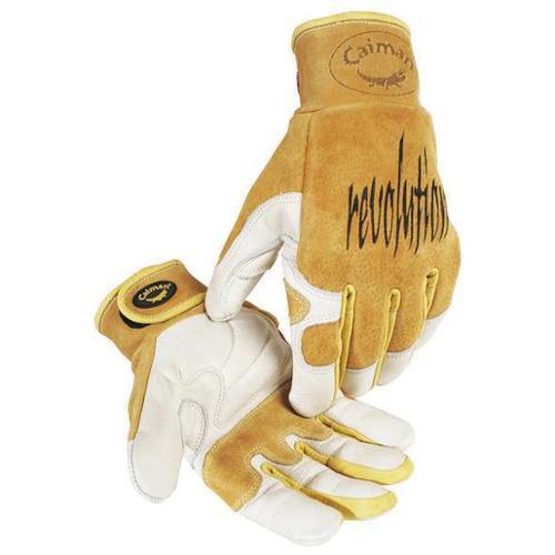 Caiman Size XL Welding Gloves,1828-6