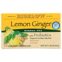 Tea Bags: Bigelow Herbal Tea