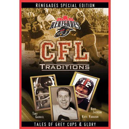 CFL Traditions: Ottawa Renegades