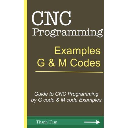 CNC Programming Tutorials: Examples G & M Codes -