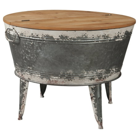 Signature Design By Ashley Shellmond Accent Cocktail Table