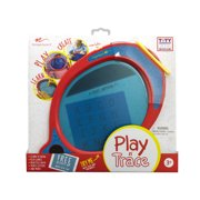 Best Boogie Boards For Kids - Boogie Board Play & Trace LCD eWriter, Red Review