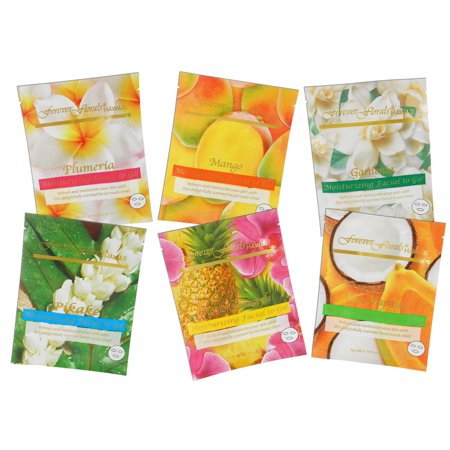 Forever Florals Hawaiian Facial Mask, Assortment 6 (Face Assortment)