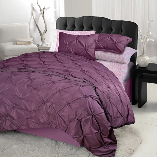 East End Living Diamond Pintuck Bedding Comforter Set