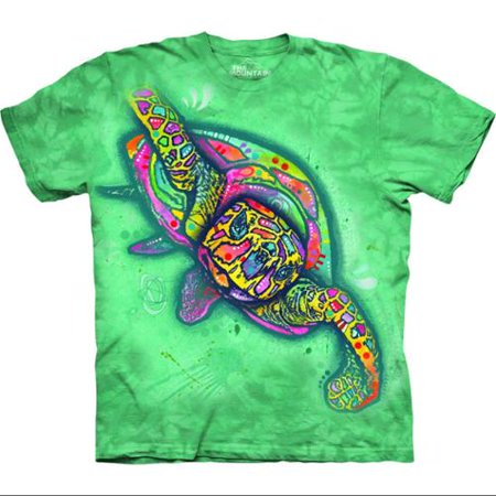 The Mountain Men 39 S Russo Turtle T Shirt Green