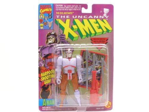 "Evil Mutant 5"" Ahab Action Figure with Harpoon Shooting Gun! The Uncanny X-Men, Harpoon Shooting Gun By X... by"