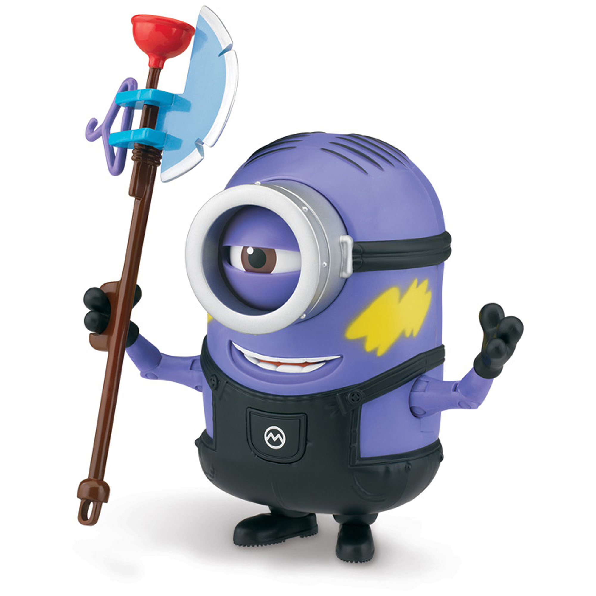 Despicable Me Undercover Minion Deluxe Action Figure by