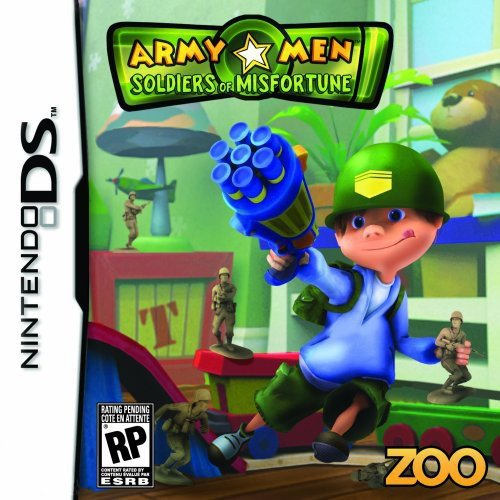 Army Men: Soldiers of Misfortune (DS)
