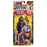 The Corps Elite Ogre Axle Broz Curse Anti-Corps 4-Inch Figure