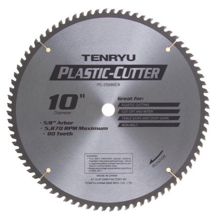 Slotting Cutter Arbor (Tenryu PC-25580CB 10