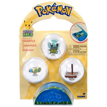 Squirtle Shell (Pokemon Petite Pals Squirtle Mini Figure)