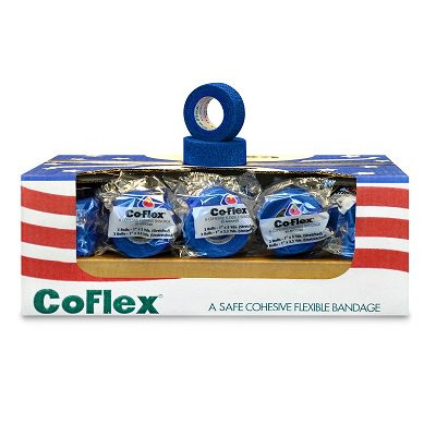 Self Adherent Bandage Rolls - Co-Flex Self Adherent Bandage Wrap 1