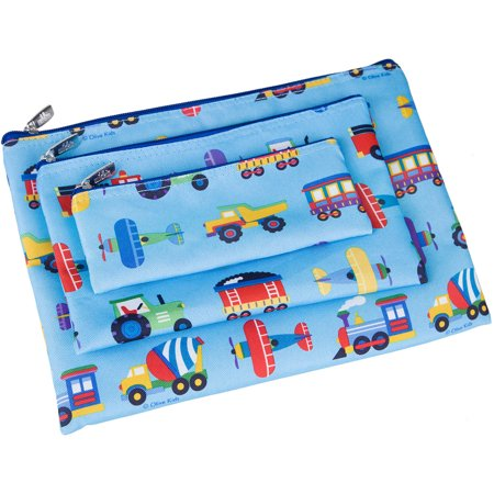 Olive Kids Trains  Planes And Trucks 3 Piece Organizer